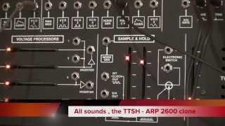 arp 2600 clone the ttsh
