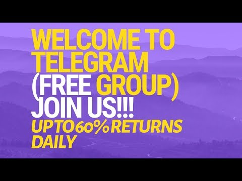 WE HAVE LAUNCHED!!! JOIN FREE Best Crypto Signals!!!