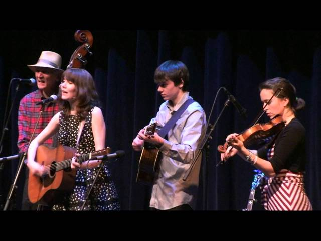 The Tuttles with A.J. Lee + Brittany Haas, Tsunami by Molly Tuttle