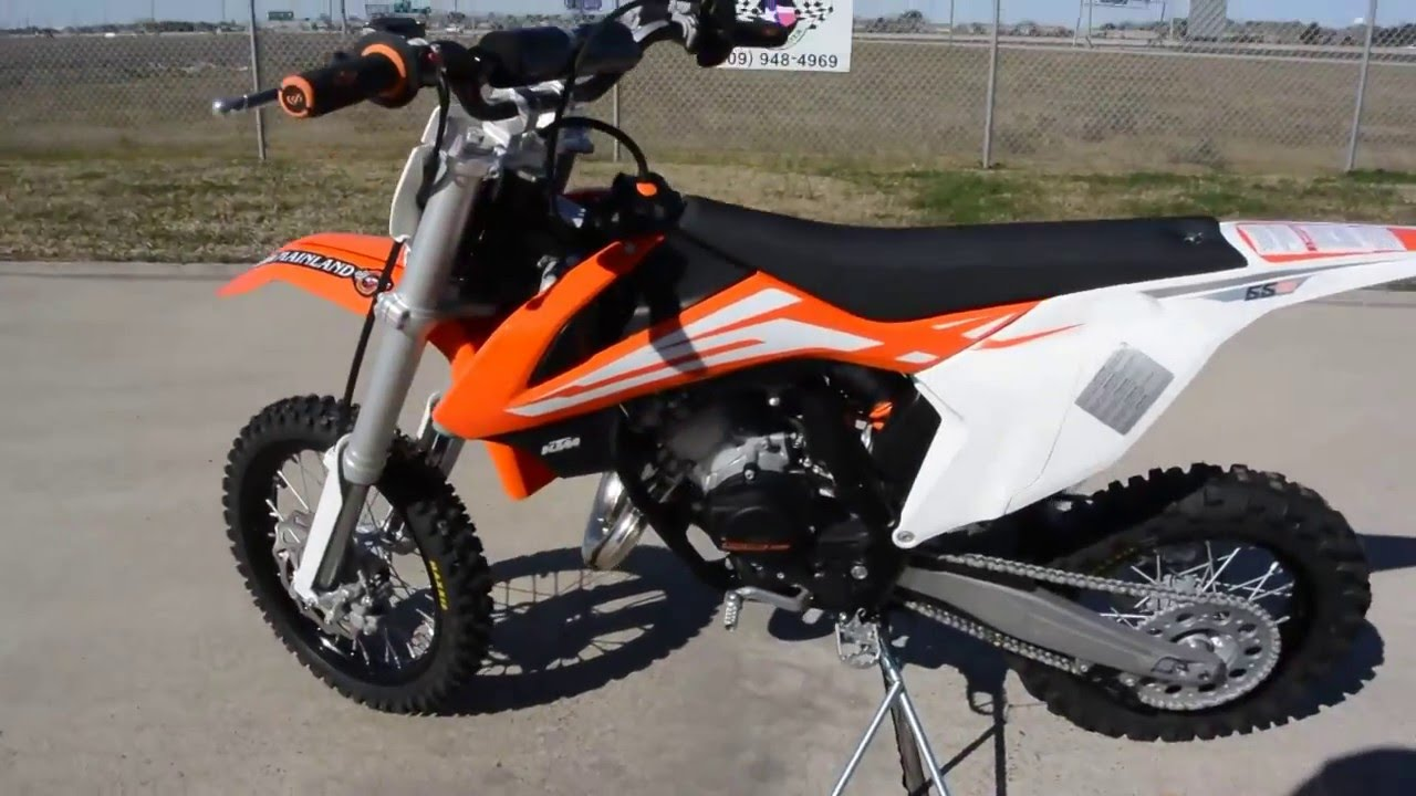 f1moto ktm65 sx 2016 are you ready to race - fast has no age limit