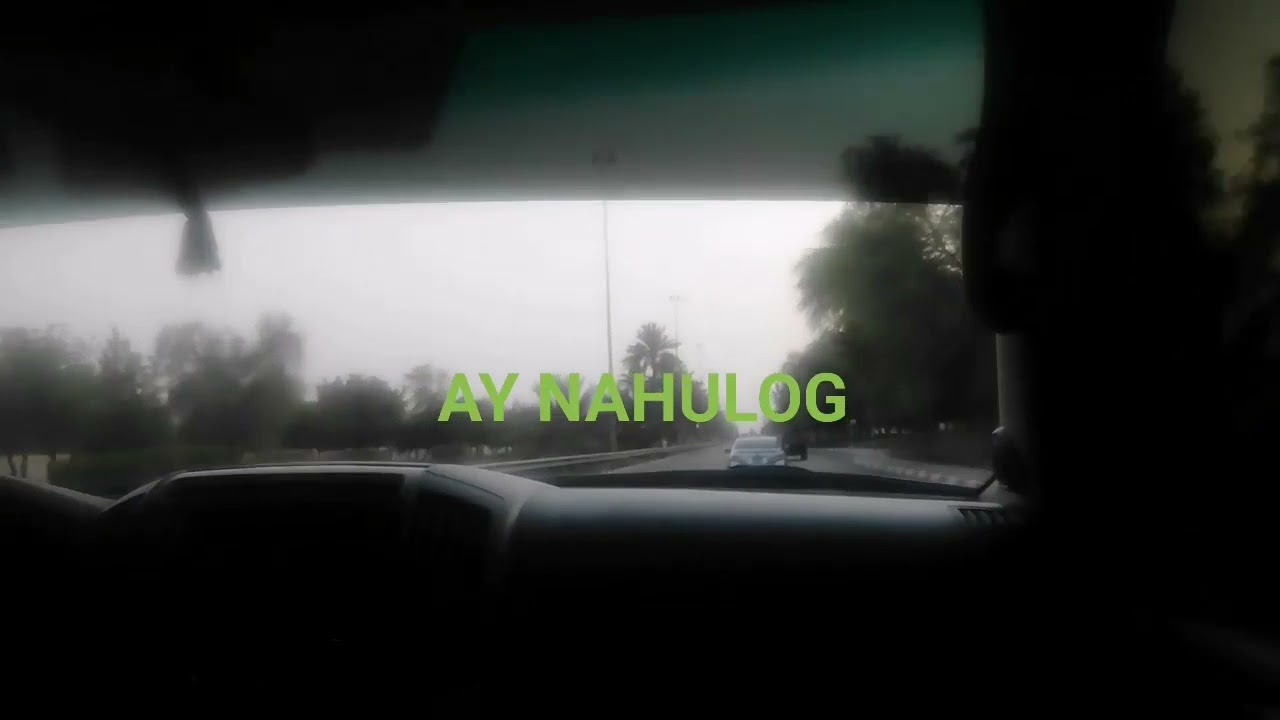 Buhay Private Driver in UAE, Road Trip With My Buddy Going Somewhere