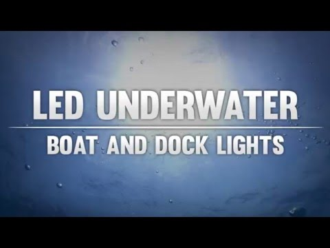 led underwater boat and dock lights - youtube, Reel Combo