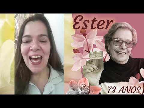 Homenagem para Ester