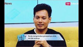 Jarang Diekspos, Intip Manisnya Istri dan Putri Rendy Pandugo Part 02 - Alvin & Friends 09/10