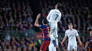 5 Times Cristiano Ronaldo Exceeded Human Abilities