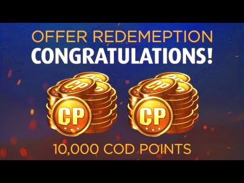 "ALL PLAYERS CAN GET FREE ""COD POINTS"" IN BLACK OPS 4!"
