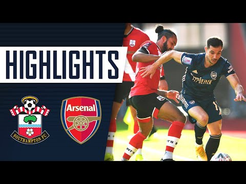 HIGHLIGHTS | Southampton vs Arsenal (1-0) | Emirates FA Cup fourth round