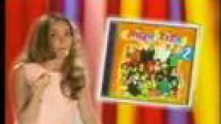 Chiquititas - EXCLUSIVO - Comercial do segundo cd