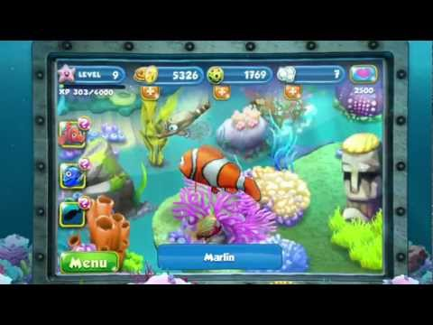 Nemo's Reef App -- Available Now For Free!