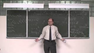 Математический анализ 2. Лекция 3b. Интегрирование тригонометрических и иррациональных функций
