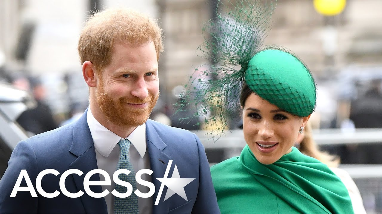 Meghan Markle & Prince Harry Reveal New Charity Venture That Inspired Baby Archie's Name
