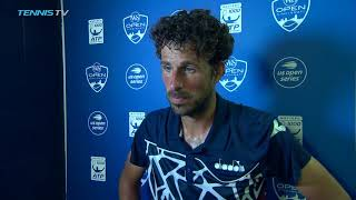 Haase Shares Thoughts After Zverev Victory In Cincinnati 2018