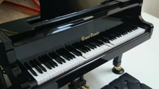 昔拾ったMIDIデータをグランドピアニスト用に変換したものです。