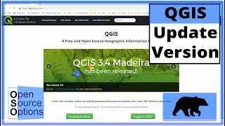 Update QGIS without uninstalling current version