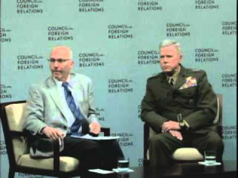 A Conversation With General James F. Amos