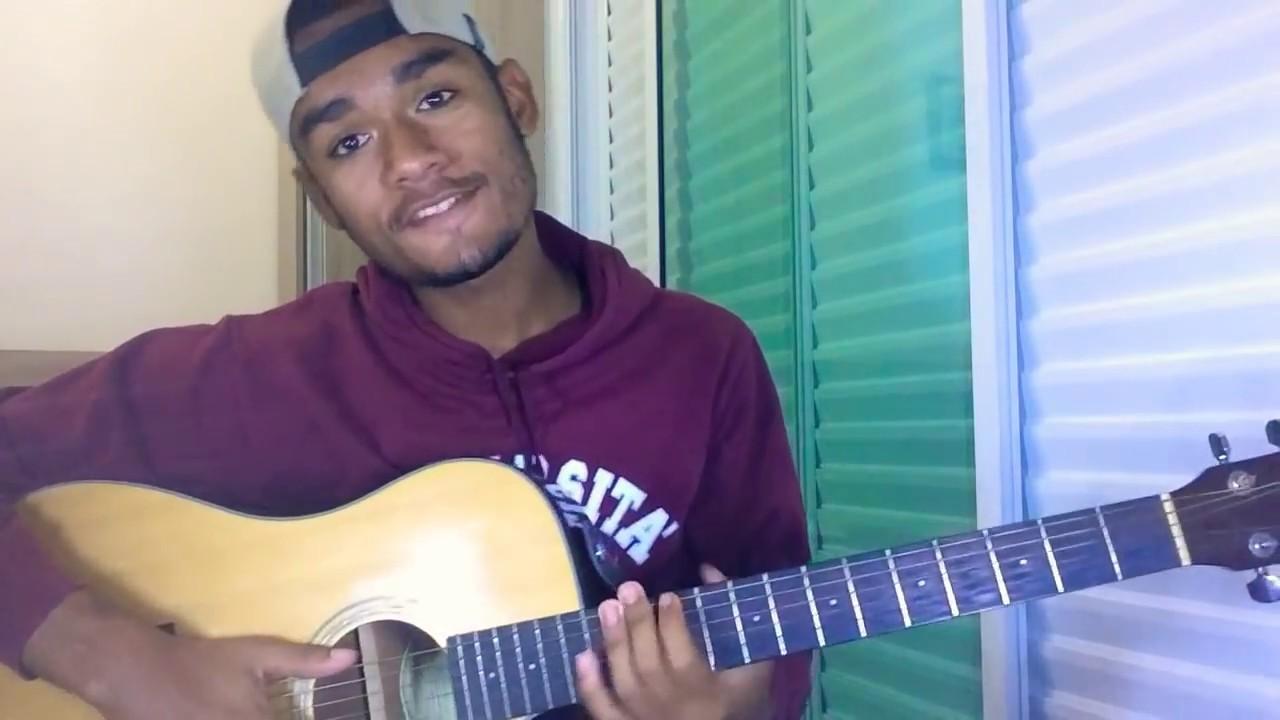 Como tocar Amar,Amei (MC Don Juan) Com dois acordes no violão - Aula de violão