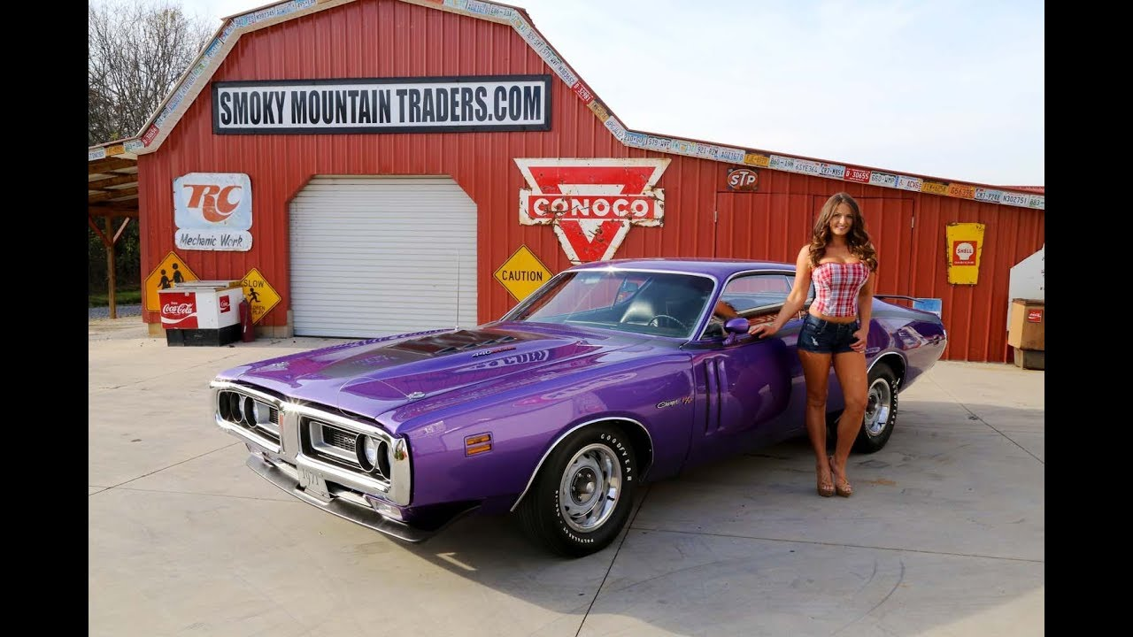 1971 Dodge Charger - YouTube