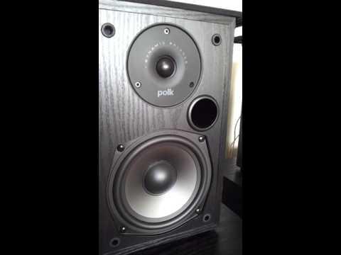 Polk Audio R15 Bookshelf Speakers