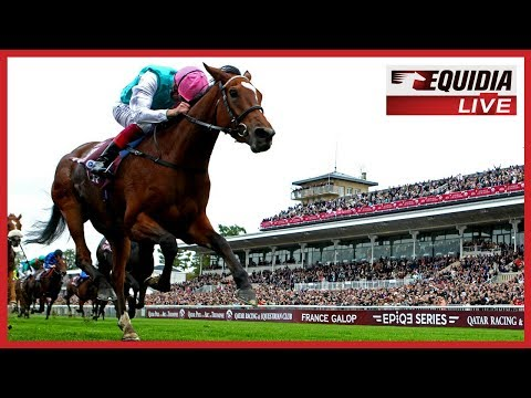 Enable - Qatar Prix de l'Arc de Triomphe - Chantilly - 01/10/2017