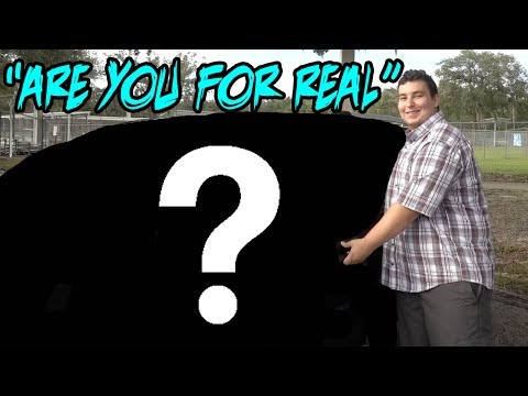 SURPRISING MY FRIEND WITH A NEW CAR