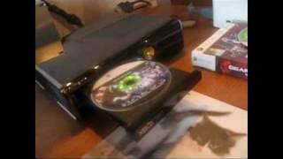 Xbox 360 Slim Strange Noise