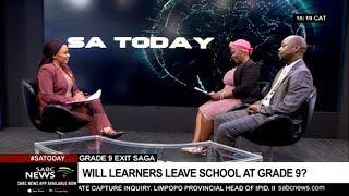 CLARITY | The Grade 9 school exit saga