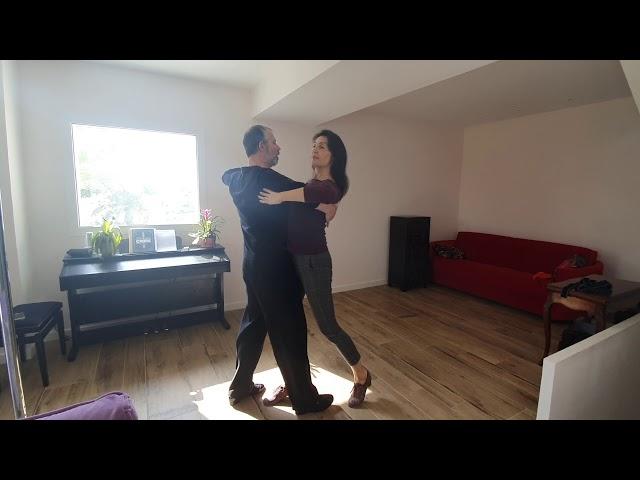 Toutes Danses - Tango
