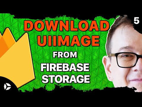 Download UIImage from Firebase Storage and Firestore in Swift 5 (STEP BY STEP) thumbnail
