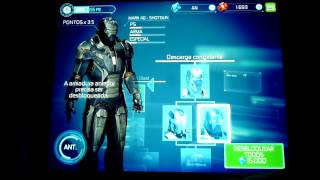 Gameplay Homem de Ferro 3 iPad/iPhone