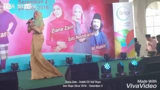Ziana Zain - Indahnya Di Hari Raya @ Jom Raya Sinar 2016