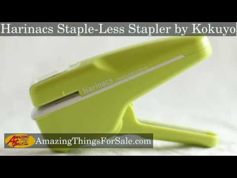 how to put staples in a stapler marbig