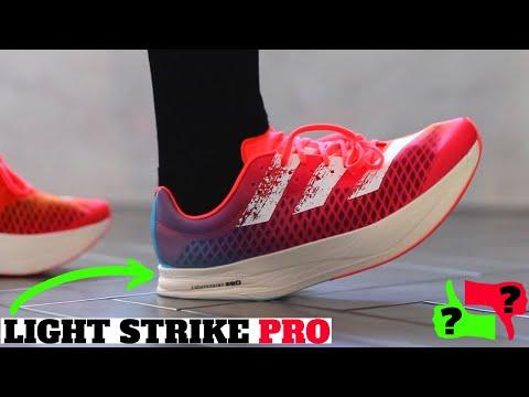 Better than BOOST? adidas NEW Sneaker Cushion Technology: Lightstrike PRO!