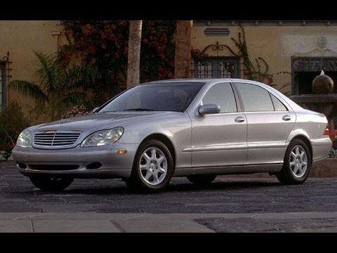2000 mercedes benz s class 4 3 l v8 start up and review youtube. Black Bedroom Furniture Sets. Home Design Ideas