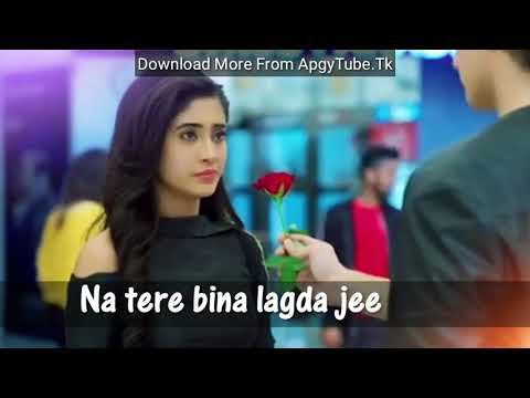 Main Tenu Samjhawa Ki , Na Tere Bina Lagda Jee - Love Status Video - Download