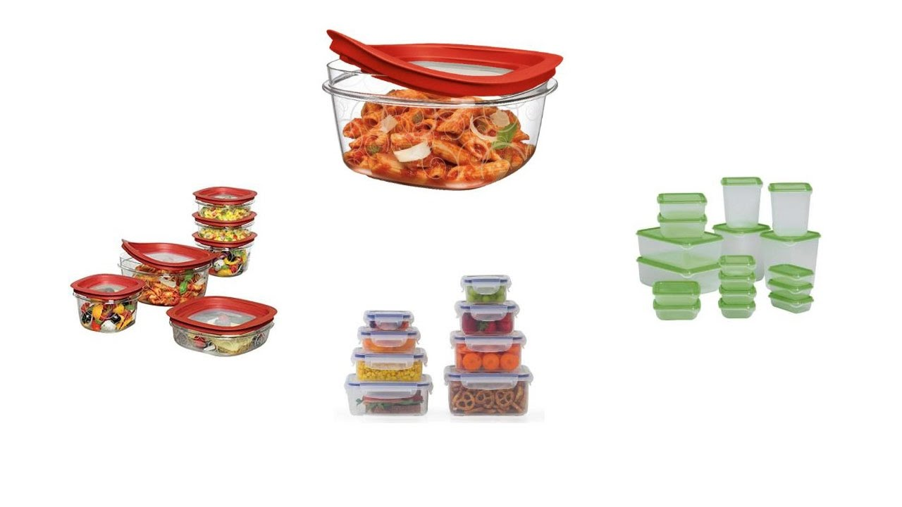 Best Food Storage Container Sets 2018