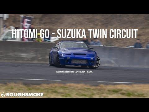 Hitomi Go, Suzuka Twin (RAW).