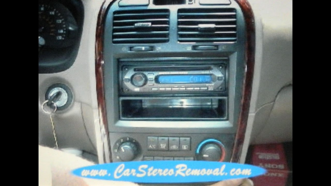 Kia Optima Aftermarket Car Stereo, Kit And Wire Harness
