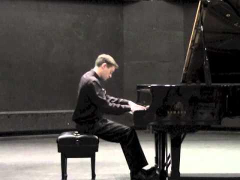 MARC FISHMAN - Schumann Allegro (JUL-13-2013)