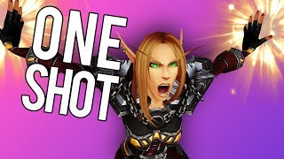 How To Disc Priest One Shot - Disc Priest PvP WoW Legion 7.3