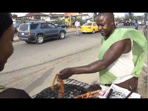 Street Food Episode 1 (How to make Suya)