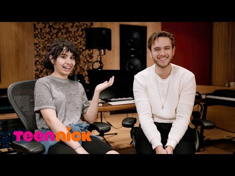 Alessia Cara & Zedd Interview  Stay Collab  TeenNick Top 10