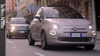 2019 Fiat 500 Rock and Rockstar