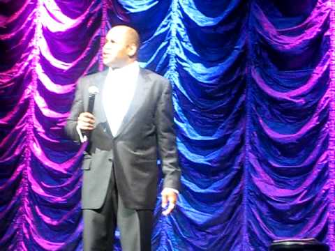Rondell Sheridan on Cruise Stand Up