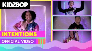 KIDZ BOP Kids - Intentions (Official Music Video) [KIDZ BOP 2021]