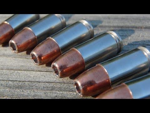 9mm Speer Gold Dot 147 gr JHP Ammo Gel Test