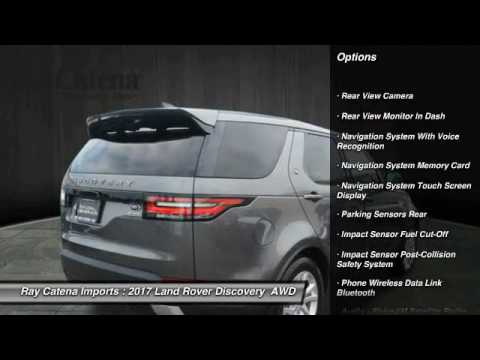2017 Land Rover Discovery EDISON NJ L17584