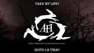 Video AFI - Miss murder (Sub español/Lyrics) download MP3, 3GP, MP4, WEBM, AVI, FLV Agustus 2018