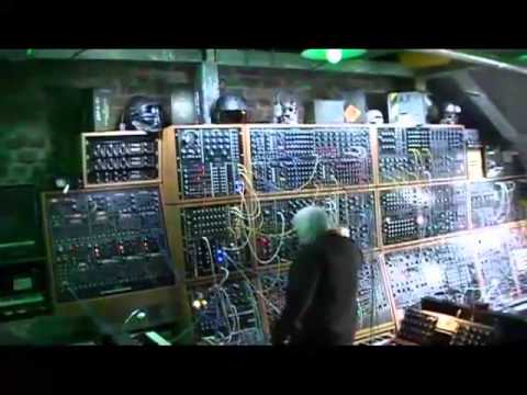 ALIENS-PROJECT -Sound from Walhalla #4 / ambient electronic music, analog modular synthesizer