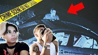 BURGLAR LEFT EVIDENCE BEHIND (cops called)