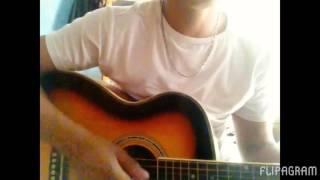 Bản cover guitar dể thương - Tình Yêu Lạ Kỳ - khương Ngọc - Hiền Thục